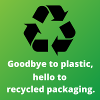 Plastic-free Packaging