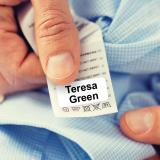 LAUNDER® Stick On Clothing Labels