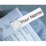 Small Tagg On® Printed Name Tag