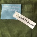 Small Tagg On® Printed Name Tag