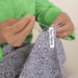 Medium Printed Sew In Label