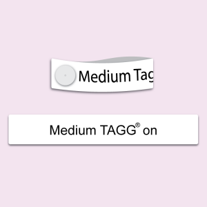 Medium Tagg® On Printed Name Tag